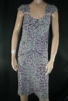 LIU-JO VESTITO DONNA TG. 46 WOMAN CASUAL VINTAGE DRESS E163