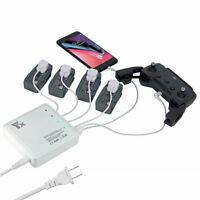 [2018 Edition] FSLabs DJI Spark 6 In 1 Rapid Parallel Battery Charger Smart