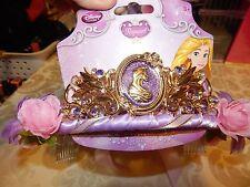 NEW TIARA Flowers Tangled Rapunzel Girls Childs Costume Accessory  Disney Store