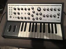 Moog Sub Phatty Keyboard Synthesizer + (Keyboard Cover)
