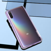 For Xiaomi Mi 9 Nillkin Nature Transparent Shockproof Soft TPU Back Case Cover