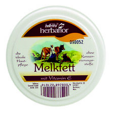 Herbaflor Melkfett mit Vitamin E 250 ml  Bettina Barty