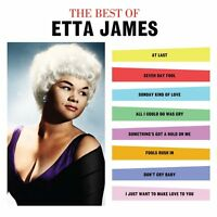 Etta James - The Best Of - Greatest Hits (180g LP Vinyl) NEW/SEALED