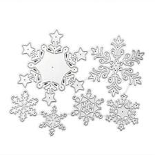Snowflake Metal Cutting Dies Stencil for DIY Scrapbooking Album Paper Card Craft