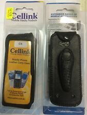 Nokia C5-00 Leather Case with Belt Clip CAS4468 Brand New in Original packaging.