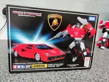 Transformers Masterpiece MP-12+ Sideswipe