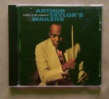 Arthur Taylor's Wailers / Walin' At The Vanguard (CD Used) Verve 314519677 (B4)