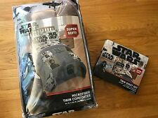 Rogue One: A Star Wars Story Twin Comforter and Sheet Set, brand new