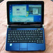 "Acer Aspire One D150-1Bb, Intel N280 1.66GHz, 1GB, 160GB, Win7, 10.1"", kav10"