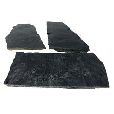 5m² Terrassenplatten Polygonalplatte - Gneis Anthrazit 2-3 cm