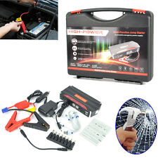 12V 68800mAh Multi-Function Car Jump Starter Battery Charger Power Bank Booster