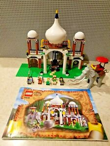 LEGO Adventurers Orient Expedition 7418 Scorpion Palace Complete Minifig Book