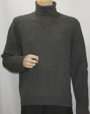 Polo Ralph Lauren Men's Turtleneck 100% Wool Knit Sweater Medium