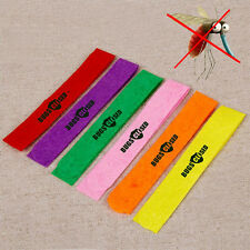 Hot Sale 10pcs Anti Mosquito Bug Repellent Bracelet For Camping Hiking Outdoor