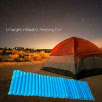 Handy Outdoor Inflatable Mattress Air Bed Beach Sleeping Fashion Mat Pad T1Y5