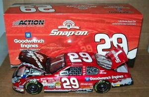 KEVIN HARVICK #29 SNAP-ON GOODWRENCH 2003 1/24 ACTION DIECAST CAR 36,024 MADE