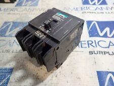 Siemens Bqd320 3 Pole 20 Amp 480 Volt Bolt On Bqd Circuit Breaker Tested