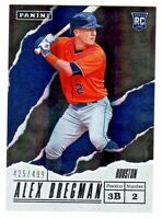 2017 Panini Fathers Day FOIL #64 ALEX BREGMAN RC #/499 Astros QTY AVAILABLE