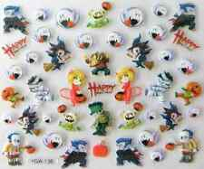 Nail art autocollants stickers ongles scrapbooking: Décorations Happy  Halloween