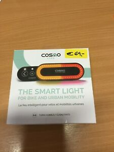Smart Light Turn Signal Bike and Urban von COSMO