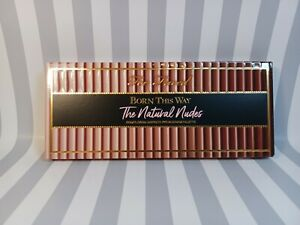 Too Faced Born This Way The Natural Nudes Eyeshadow, Limited Edition Authentic