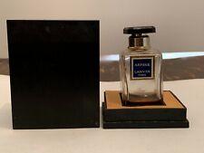 Vintage Lanvin Paris Arpege Perfume Bottle With Box 1/2 Fluid Ounce
