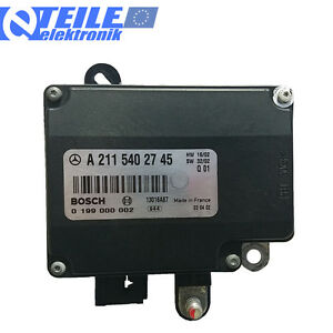 Batteriesteuergerät  MB  W211 / S211  A2115402745 A 211 540 27 45 0199000002