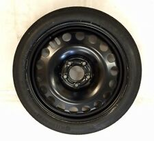 "VAUXHALL ASTRA J GTC PETROL 17"" SPARE WHEEL SPACE SAVER WHEEL AND TYRE NEW"