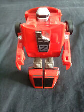 Voiture Transformers 1985 BANDAI Turbo V6 vintage Rare collection rouge