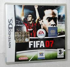 Fifa 07 Nintendo DS (nds) EA Sports