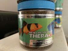 New Life Spectrum THERA +A Regular Pellet 125g Fish Food Fast Free USA Shipping