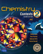 Chemistry Contexts 2 by Pearson Education Australia (Mixed media product, 2006)