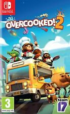Overcooked 2 Nintendo Switch Game 3 Years