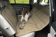 Petego Dog Car Seat Protector Hammock, Tan, X-Large Perfect for Suv