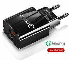 Chargeur USB QC 3.0 3A 18W Charge Rapide - Envoi rapide par lettre suivie