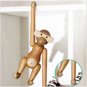 Holzaffe Dänemark Teak Tier Geschenk Holzfigur / dekorative Figur  /**-/-*/-