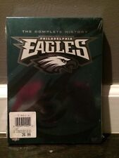 NFL History of the Philadelphia Eagles (DVD, 2004, 2-Disc Set)