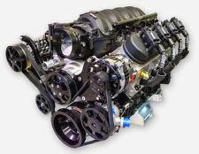 429ci Ls3 Stroker Crate Engine All Aluminum Holley Efi Turnkey Corvette Camaro