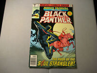 Marvel Premiere #53 Featuring Black Panther (1980, Marvel) MID GRADE READ