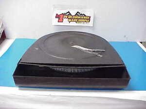 """Composite Black Carbon Fiber Cold Air Box & New 16"""" Element & Cowl Piece NASCAR"""
