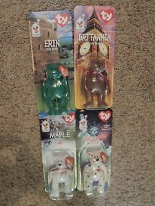 McDonaldsTy Country Teenie Beanie Baby collection