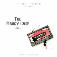 ASMODEE TIME STORIES : THE MARCY CASE - cooperative board game expansion puzzle