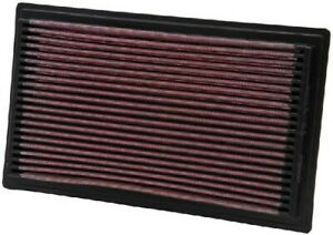 K&N Hi-Flow Performance Air Filter 33-2075 fits Subaru Forester 2.5 XT (SG)