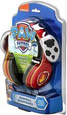 Paw Patrol Marshall Kid-Friendly Headphones NEW