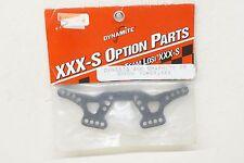 Vintage Dynamite Carbon Fiber Losi XXX-S XXXS 4mm Front Shock Tower Strut