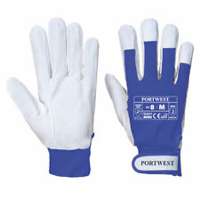 Portwest A251 Tergsus Rigger Micro Cut Gloves, Size 8/MED, New, Free Shipping