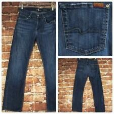 Seven 7 For all Mankind Women's Denim Jeans - Slimmy - Size 28 x 26