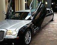 Chrysler Stretch 12 seater