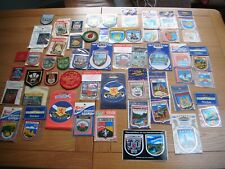 More details for  job lot uk europe travel tourist souvenir stickers sew on patch/badges