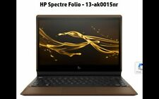 """New listing Hp - Spectre Folio 13.3"""" Touch-Screen Laptop Intel Core i7 8Gb 256 Ssd"""